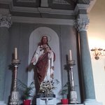 An altar to Jesus