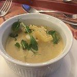 Тыквенный суп-пюре от шефа. Вкусно