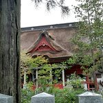 Mt.Haguro- Dewasanzan Sanjin Gosaiden Foto