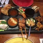 Asian Sharing Platter (For Two)