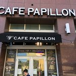 Cafe Papillonの写真