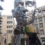 Фотография Statue of Franz Kafka