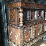 Furniture at Malahide Castle