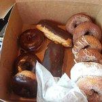 doughnuts & eclairs
