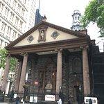 St Paul's Chapel, New York