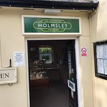 Foto de The Old Station House Tea Rooms at Holmsley