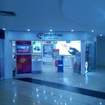 There are Smartfren Gallery. The other is Indosat Gallery.