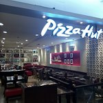 Empty Pizza Hut