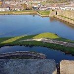 Water defences