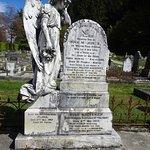 One of the Mackenzie Family Monuments - Very Poignant