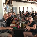 Nice company and food in Chianti (354791146)