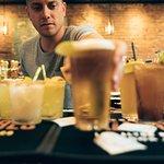 Alex the bar manager.