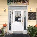 Foto de The Po'Boy Factory