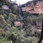 Bild från Katoomba Falls