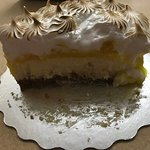 Delicious Lemon Cheesecake