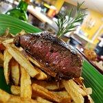 Cast Iron Seared Steak