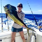 Professional full day fishing offshore