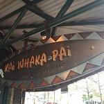 Kai Whakapai  - sign