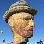 Billede af Albuquerque International Balloon Fiesta Presented by Canon