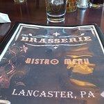 Bilde fra The Brasserie