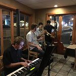 Jazz Quintette playing this evening