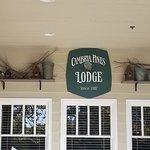 Φωτογραφία: Cambria Pines Lodge Restaurant