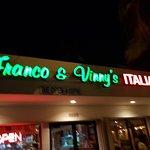 Foto de Franco & Vinny's