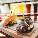 Enjoy a delicious meal with paired beers in our restaurant