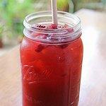 Red Berry Tea with Raspberries (Best Seller)