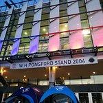 Will Ponsford Stand Melbourne Cricket Ground.