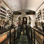 Kapuzinergruft von Palermo (Le Catacombe dei Cappuccini) Foto