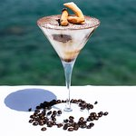 Tiramisù in coppa martini