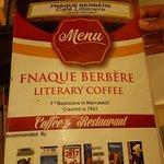 Kafe Fnacque Berbere Foto