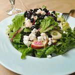 Salads change depending on the season. Always fresh!