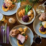 Sunday roast at The Drift Inn