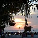sunset at cholo's