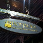 Look for the sign next to Vinyl Music Hall on Palafox Place.