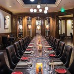 Private Dining room at Red Salt Room by David Burke