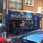Photo de The Highlander Pub
