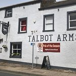 The Talbot Arms CAMRA pub of the season