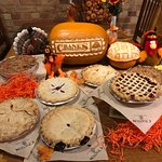 We have pies, pies, pies!