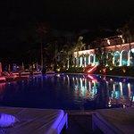 Piscina - Única piscina do hotel, profundidade alta e aquecida.