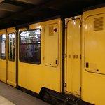 Фотография Будапештский метрополитен