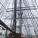 1877 Tall Ship ELISSA照片