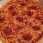 Buenísimas pizzas