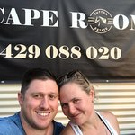 We escaped! Will you?