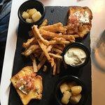 Boxty fries! Yum!!