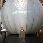 Фотография The Transparent Factory of Volkswagen