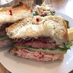 Best lobster sandwich you'll ever have