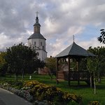 Свято-Успенский Свенский мужской монастырь